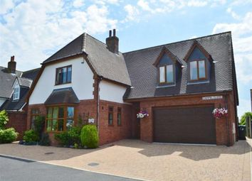 Thumbnail 4 bed detached house for sale in Smallwood Hey Road, Pilling, Preston