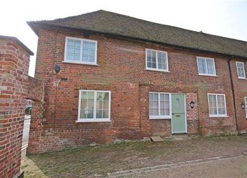 Thumbnail 2 bed end terrace house to rent in Stablegate Mews, Canterbury