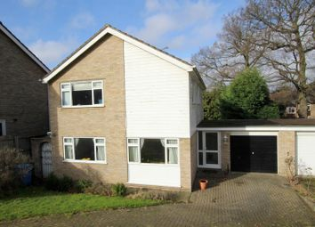 Thumbnail 4 bed property for sale in Badgers Bank, Ipswich