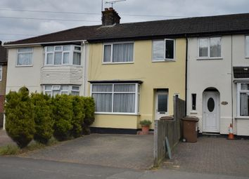 Thumbnail 3 bedroom terraced house for sale in Hart Lane, Luton, Bedfordshire