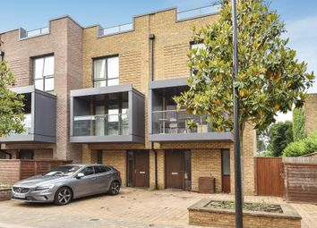 Thumbnail 3 bed town house for sale in Sir Alexander Close, Acton, London