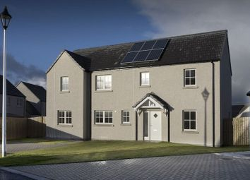 Thumbnail 4 bed detached house for sale in Deans Park, Sutherland Road, Dornoch