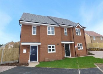 Thumbnail 3 bedroom semi-detached house for sale in St Georges Court, St Georges, Telford, Shropshire
