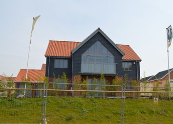 Thumbnail 4 bed detached house for sale in Plot 22, Barn Owl Close, Reedham