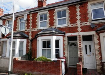 Thumbnail 3 bedroom terraced house to rent in Wilton Road, West Reading