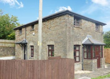 Thumbnail 3 bed detached house for sale in Heol Ty Newydd, Bedwellty, Blackwood