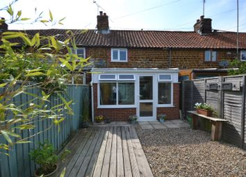 Thumbnail 2 bed cottage for sale in Victoria Cottages, Heacham, King's Lynn