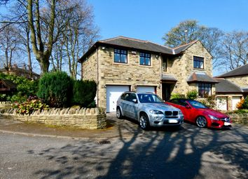 Thumbnail 5 bed detached house for sale in Brearley Gardens, Liversedge