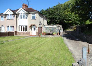 Thumbnail 3 bed property for sale in Dolwen Road, Llysfaen, Colwyn Bay