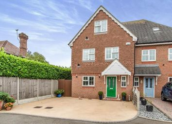4 bed semi-detached house for sale in Bradley Court, Bearsted, Maidstone, Kent ME14