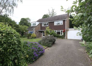 Thumbnail 4 bed detached house for sale in Hillview Close, Tilehurst, Reading, Berkshire