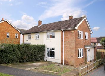 Thumbnail 2 bed semi-detached house for sale in Fairview Drive, Chigwell