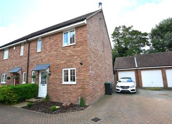 Thumbnail 3 bed end terrace house for sale in Rumbles Way, Little Canfield, Dunmow