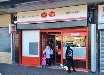Thumbnail Retail premises for sale in Countisbury Avenue, Llanrumney, Cardiff