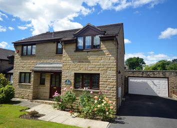 4 bed detached house for sale in Vicarage Meadow, Mirfield WF14