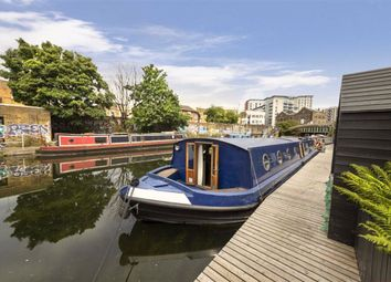 Thumbnail 1 bed houseboat for sale in Wiltshire Row, London