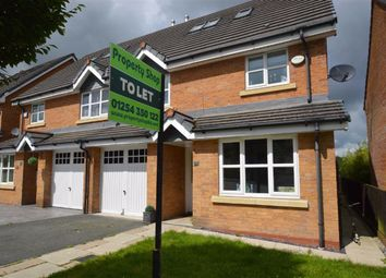 3 bed semi-detached house to rent in Riverside View, Clayton Le Moors, Accrington BB5