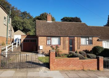 Thumbnail 2 bed bungalow for sale in Tuddenham Avenue, Ipswich