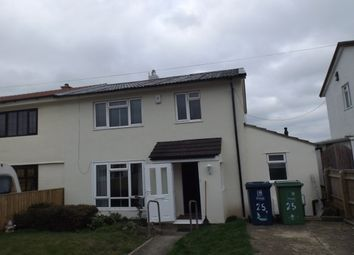 Thumbnail 3 bed semi-detached house to rent in Waynflete Road, Headington, Oxford