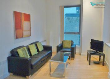 Thumbnail 2 bed flat to rent in Sirius, John Bright Street, Birmingham