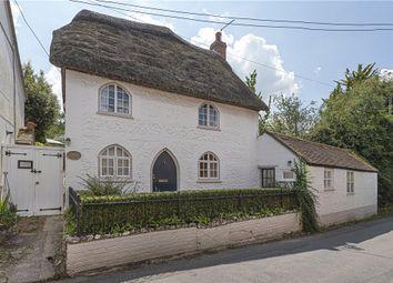 Thumbnail 4 bedroom link-detached house for sale in Upper Street, Child Okeford, Blandford Forum, Dorset