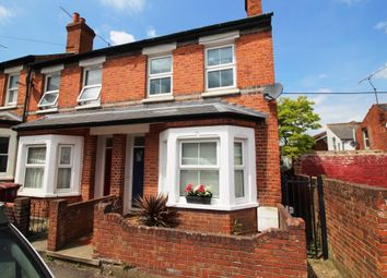 Thumbnail 3 bedroom end terrace house to rent in Suffolk Road, Reading