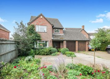 Thumbnail 4 bed detached house for sale in Temple Cowley, Oxford