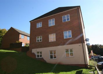 Thumbnail 1 bed flat to rent in Bates Close, Loughborough