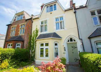 Thumbnail 4 bed terraced house for sale in Stuart Road, Stoke, Plymouth