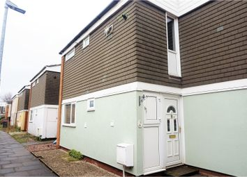 Thumbnail 3 bed terraced house for sale in Stebbings, Sutton Hill Telford