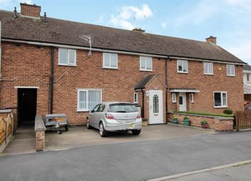 Thumbnail 3 bed terraced house for sale in Homefield Avenue, Sileby, Leicester