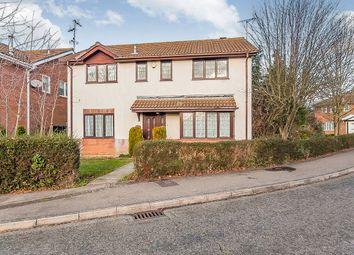 Thumbnail 4 bed detached house for sale in Temple Grange, Werrington, Peterborough