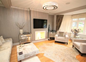 Thumbnail 4 bed semi-detached house for sale in Chandos Avenue, Southgate, London