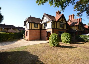 Thumbnail 2 bed end terrace house for sale in Longwater Cottages, Longwater Road, Eversley
