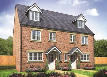 Thumbnail 4 bed town house for sale in Sable Road, Shavington, Crewe