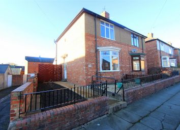 Thumbnail 2 bedroom semi-detached house to rent in Moorlands Road, Darlington