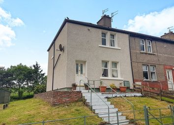 Thumbnail 2 bed terraced house to rent in Robertson Road, Kelloholm, Sanquhar