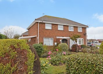 Thumbnail 2 bed semi-detached house for sale in Vinelands, Lydd, Kent