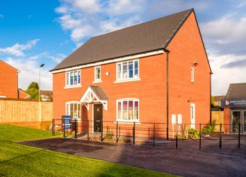 "Thumbnail 4 bed detached house for sale in ""Chelworth"" at The Walk, Withington, Hereford"
