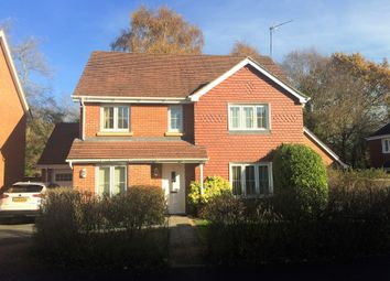 Thumbnail 4 bed detached house for sale in Lapwing Way, Four Marks, Hampshire
