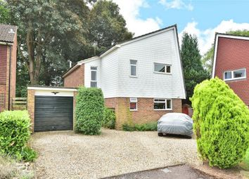 Thumbnail 4 bed detached house for sale in Regent Close, Otterbourne, Winchester, Hampshire