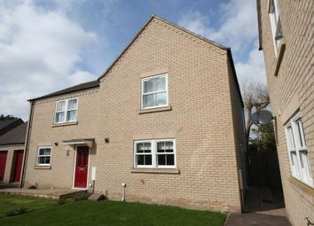 Thumbnail 2 bed semi-detached house for sale in Chambers Way, Little Downham, Ely