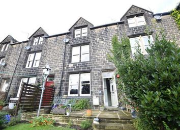 Thumbnail 4 bed terraced house for sale in Vale Terrace, Oakworth, Keighley, West Yorkshire