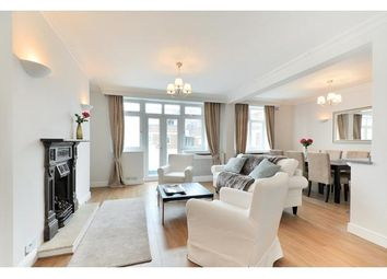 Thumbnail 4 bed flat to rent in Wellesley Court, Maida Vale