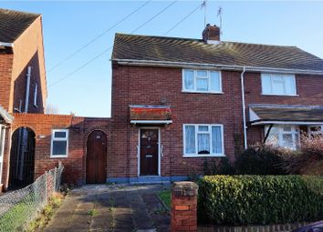 Thumbnail 2 bedroom semi-detached house for sale in Blackwood Avenue, Wolverhampton