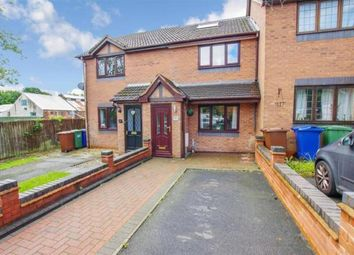 Thumbnail Terraced house for sale in Cygnet Close, Hednesford, Cannock