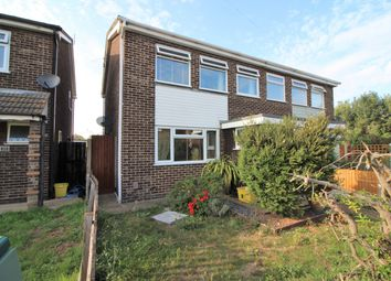 St. Georges Walk, Canvey Island SS8. 3 bed semi-detached house