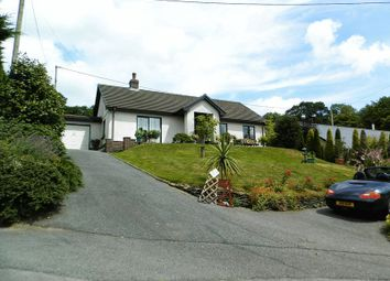 Thumbnail 3 bed detached bungalow for sale in Llandyfriog, Newcastle Emlyn