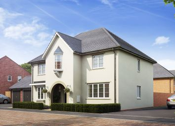 "Thumbnail 4 bed detached house for sale in ""Pendle"" at Mitton Road, Whalley, Clitheroe"