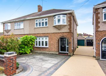 Thumbnail 3 bed semi-detached house for sale in Moray Way, Romford
